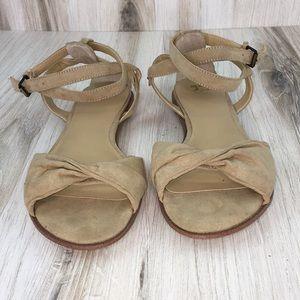 Joe's Tan Sandals